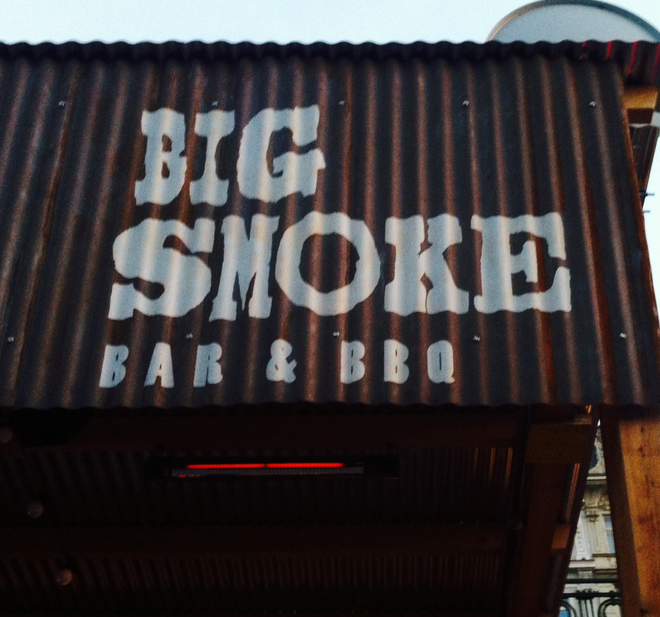 big smoke. big beer.
